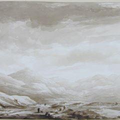 Valle de Dochart, cerca de Killin (Escocia)