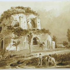 Templo de Minerva Medica en Roma