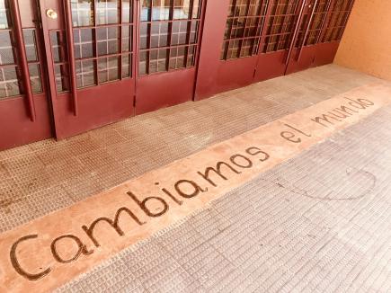 Cervantina: Cambiamos el Mundo