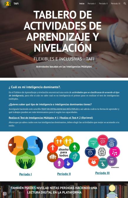 Inclusión Digital TAFI