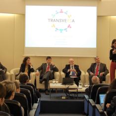 Encuentro sobre la importancia de la transversalidad corporativa