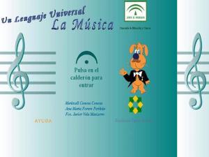 Un lenguaje universal: la música