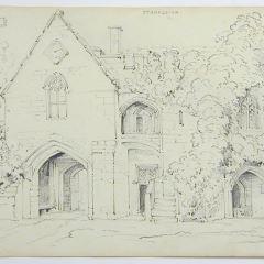 Abadía de Stoneleigh, Warwickshire (Inglaterra)