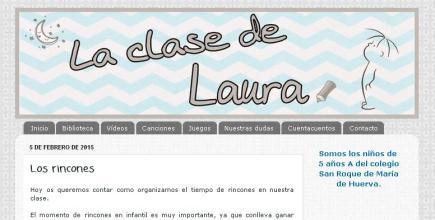 La clase de Laura