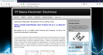 FP Bàsica Electricitat i Electrònica