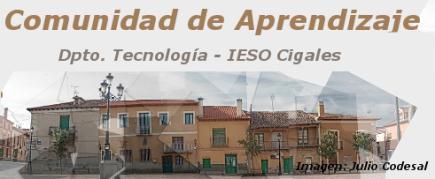 Departamento de Tecnología IESO Cigales (Comunidad de Aprendizaje)