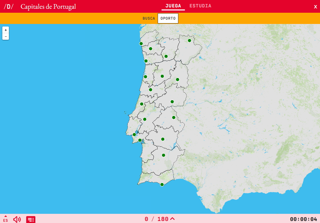 Portugal-kapitalak
