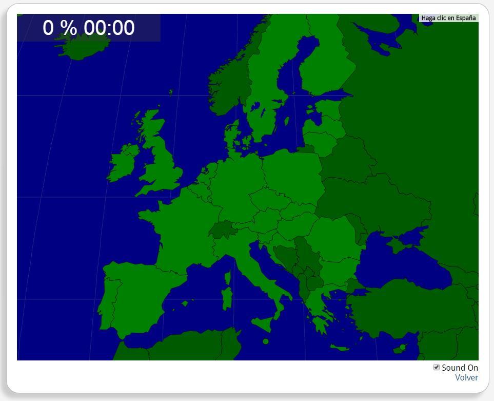Países de la Unión Europea. Seterra