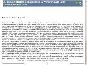 Las raíces históricas de España: De la Prehistoria a la Edad Moderna: Elementos comunes de la unidad