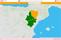Provinces d'Aragon