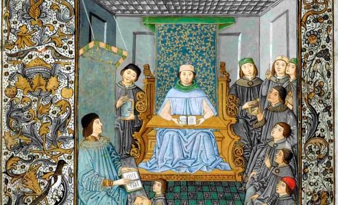 La poesía del siglo XVI