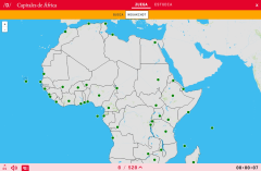 Capitals d'Àfrica