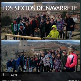 Los sextos de Navarrete