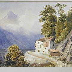 Paisaje, Suiza