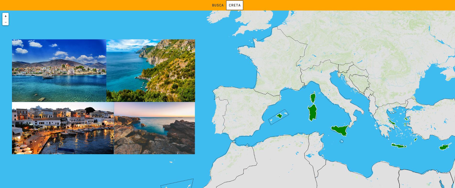Mediterraneo itsasoa: uharteak