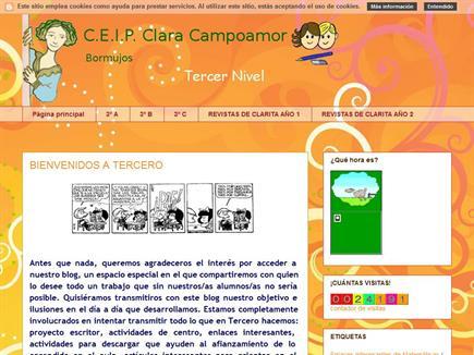 CEIP Clara Campoamor Tercer Nivel