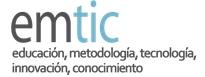 Emtic: educación, metodología, tecnología, innovación y conocimiento