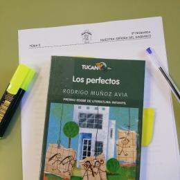 """TERTULIA LITERARIA """"LOS PERFECTOS"""""""