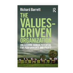 Viernes de lectura: The Values-Driven Organisation + SEMINARIO