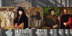Filósofos de los siglos  V a XVI