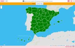 Province della Spagna