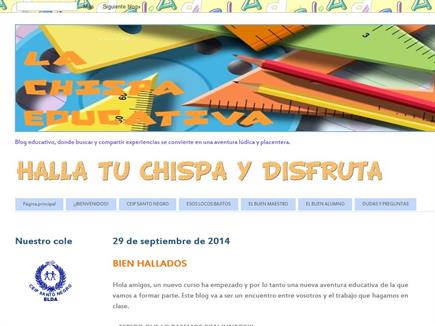 LA CHISPA EDUCATIVA