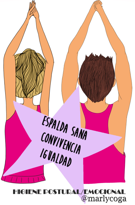 RED INTERCENTROS PROYECTO HIGIENE POSTURAL/EMOCIONAL: ESPALDA SANA