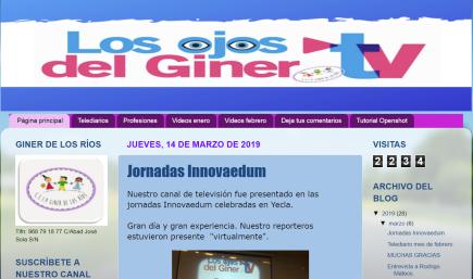 Los Ojos del Giner TV