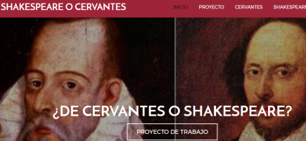 ¿DE CERVANTES O SHAKESPEARE?
