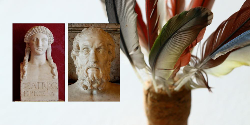 Antzinako Greziako literatura: obrak