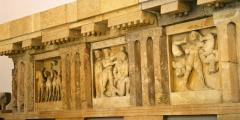 Greek art: stages