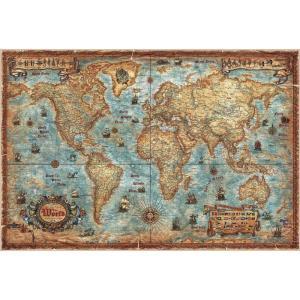 Cómo se hace un mapa Portulano