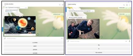 Creación de Chatbots  con Telegram