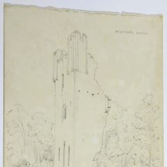 Castillo de Helmsley, North Yorkshire (Inglatera)
