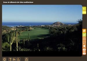 Áreas de influencia del clima mediterráneo
