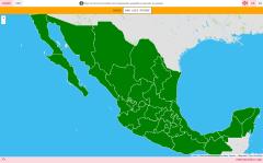 Mexico states