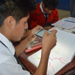 Subrayado, sumillado y organizadores gráficos como estrategias de comprensión de textos