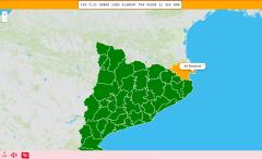 Regions of Catalonia
