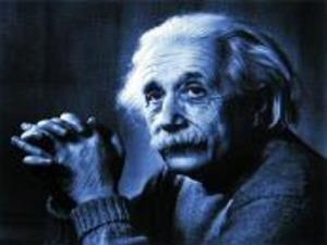 Einstein, a través del espacio y del tiempo
