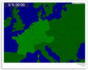 Europa Occidental: Países. Seterra