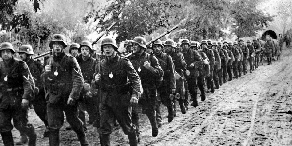Los hechos principales de la Segunda Guerra Mundial