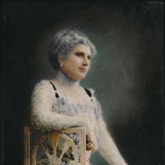 Retrato de Paula Florido y Toledo