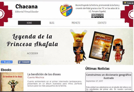Editorial Multimedia Mochica