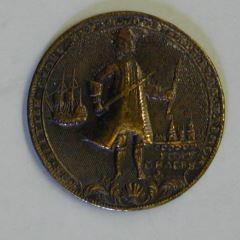 Medalla conmemorativa del almirante Edward Vernon
