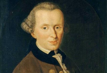 Idealismo trascendental. Immanuel Kant