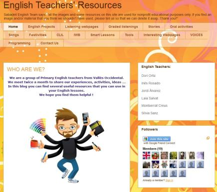 English Teacher's Resources