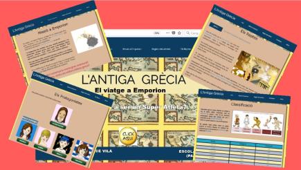 L'antiga Grècia: El viatge a Emporion
