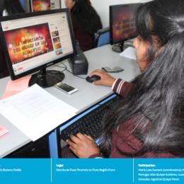Aplicación de estrategias metodológicas para la comprensión de textos.