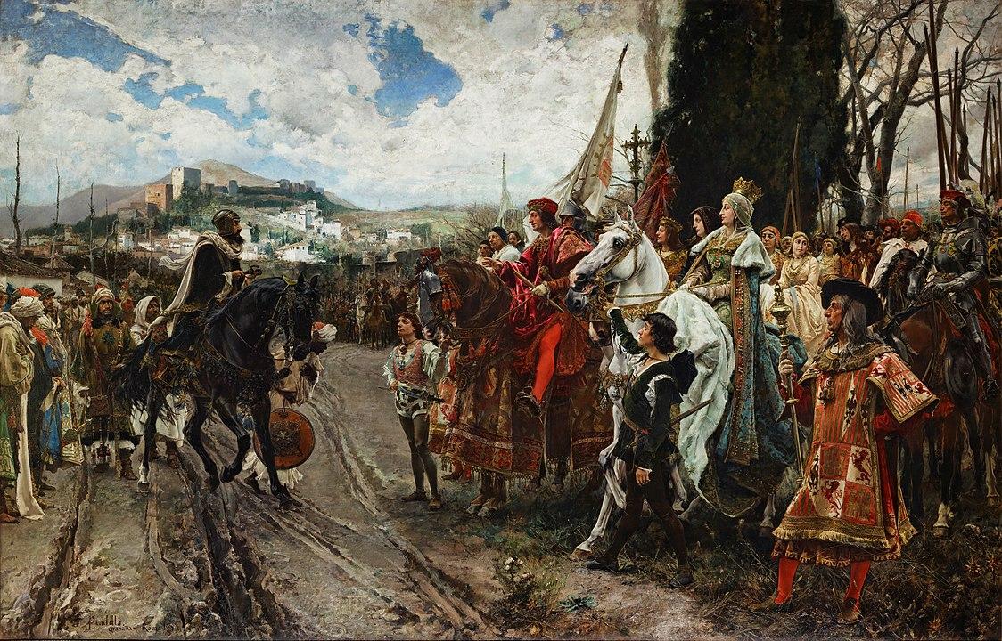 Errege-erregina Katolikoak (zaila)