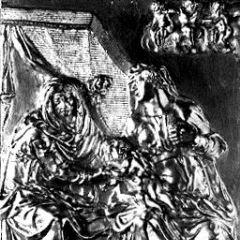 La Virgen con Santa Ana y el Niño